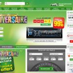 Site Internet Feu Vert - Chat France