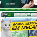 Site Internet Feu Vert - Chat Portugal