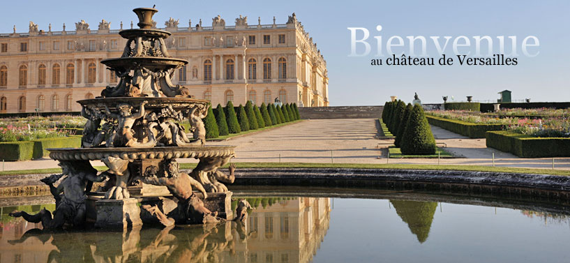 Jouez et gagnez avec kumho 2 laissez passer pour le - Photos du chateau de versailles et ses jardins ...