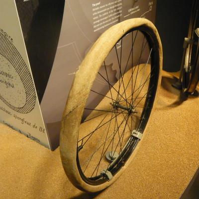 MICHELIN se lance dans les pneus de vélos