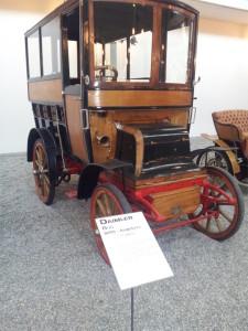 Auto Daimler - Cité de l'automobile de Mulhouse