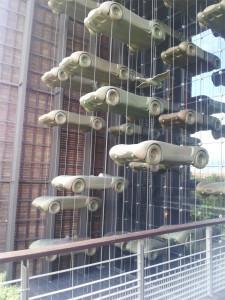 La cité de l'automobile de Mulhouse