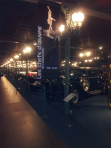 Les chefs d'oeuvre automobile de la cité de l'Auto de Mulhouse