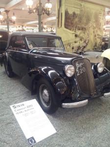 Steyr Cabriolet
