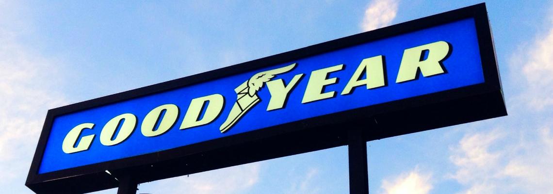 Goodyear améliore l'efficacité énergétique de ses pneus