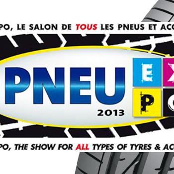 Pneu Expo 2014 – Pas de salon du pneu en Avril à Lyon