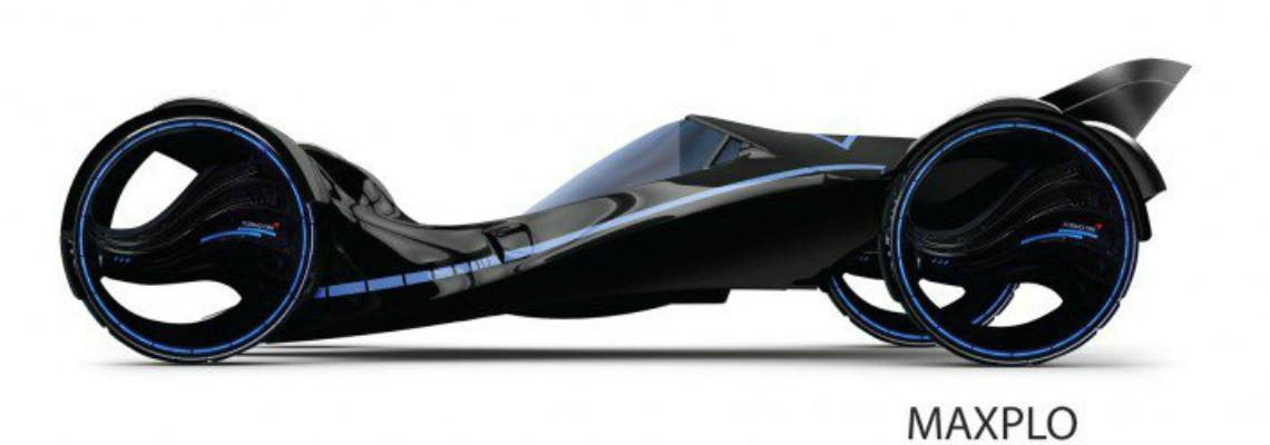 Le pneu Maxplo récompensé pour son design futuriste