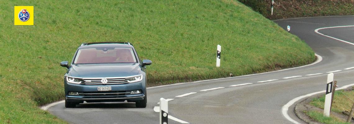 Touring Club Suisse : test des pneus été 2015