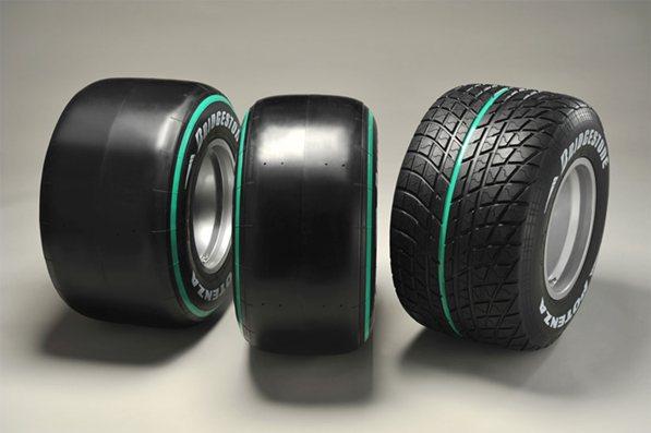 Catégories de pneus de course