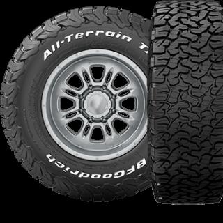 BFGoodrich® All-terrain T/A® KO2 :  le nouveau pneu tout-terrain de Michelin