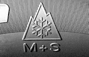 Le pictogramme pneu hiver via Michelin