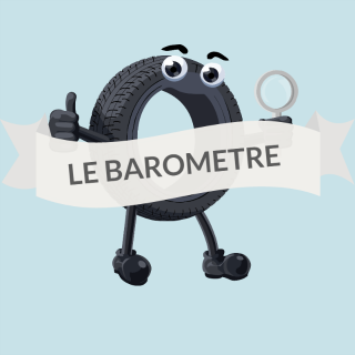 Le baromètre de Quelpneu : premier trimestre 2015