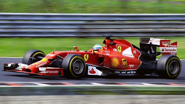 Ferrari-Alonso-Formule-1